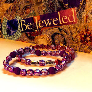 Custom made waist bead, anklets, and bracelets